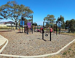 Mema Court Reserve Playground 1