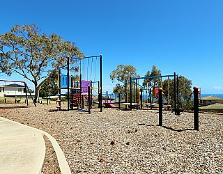 Mema Court Reserve Playground 2