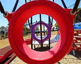 Mema Court Reserve Playground Multistation 1