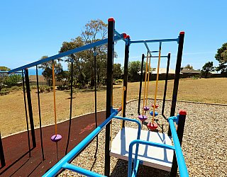 Mema Court Reserve Playground Multistation 4