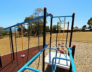Mema Court Reserve Playground Multistation 4