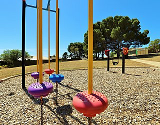 Mema Court Reserve Playground Multistation Pommel Course 1