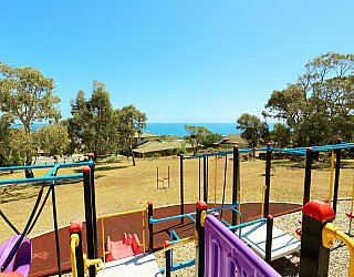 Mema Court Reserve Playground Multistation Views 1