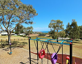 Mema Court Reserve Playground Multistation Views 2