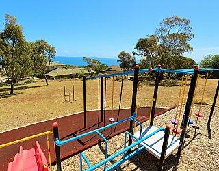 Mema Court Reserve Playground Multistation Views 3