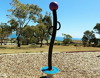 Mema Court Reserve Playground Spinner 1