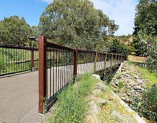 Cormorant Drive Reserve South Bridge 1