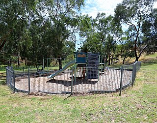 Cormorant Drive Reserve South Playground 1