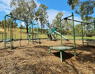 Cormorant Drive Reserve South Playground 6