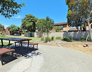 Audrey Street Reserve Facilities Picnic 1