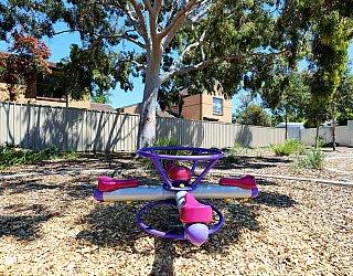 Audrey Street Reserve Playground Quad Rocker 1