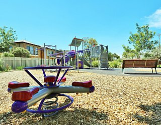 Audrey Street Reserve Playground Quad Rocker 2