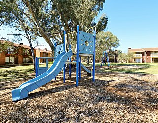 Cohen Court Reserve Playground Multistation 3