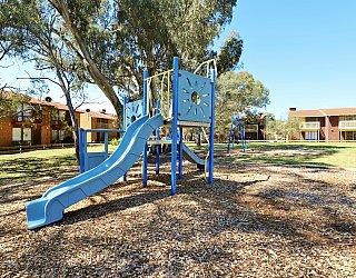 Cohen Court Reserve Playground Multistation 3