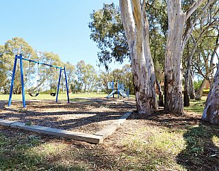 Cohen Court Reserve Playground Swings 1