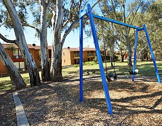 Cohen Court Reserve Playground Swings 2