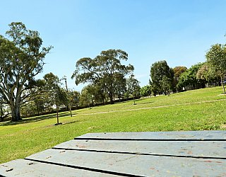 Quick Road Reserve Facilities Picnic 1