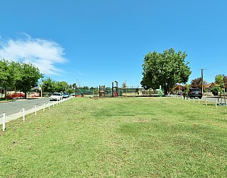 Weaver Street Reserve 1