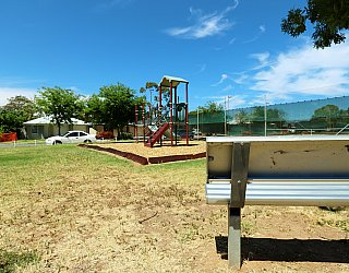 Weaver Street Reserve Facilities Seat 1