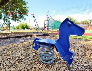 Weaver Street Reserve Playground Springer 1