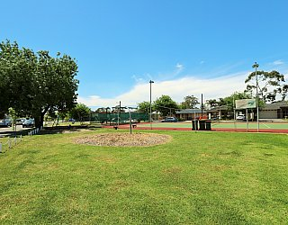 Weaver Street Reserve Playground Swings 1