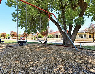 Weaver Street Reserve Playground Swings 4