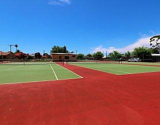 Weaver Street Reserve Tennis 3