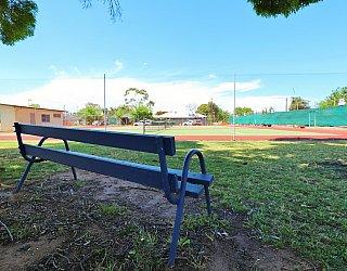 Weaver Street Reserve Tennis 4