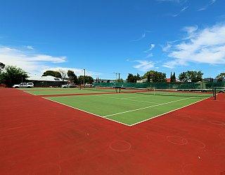 Weaver Street Reserve Tennis 5