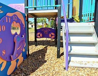 Chatsworth Court Reserve Playground Multistation 2