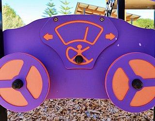 Chatsworth Court Reserve Playground Multistation 3