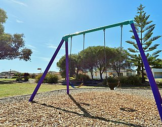 Chatsworth Court Reserve Playground Swings 1