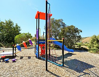 Columbia Crescent Reserve Playground Multistation 3