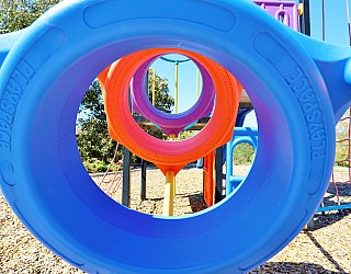 Columbia Crescent Reserve Playground Multistation 6