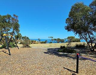 Columbia Crescent Reserve Playground Swings 1