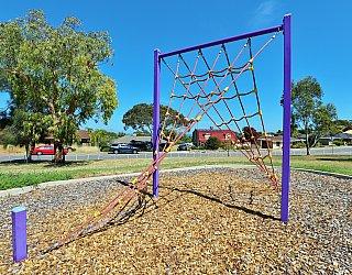 Koomooloo Crescent Reserve Playground Climbing Net 1