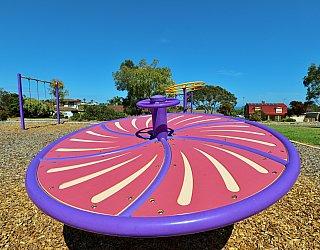 Koomooloo Crescent Reserve Playground Gyro Spinner 1