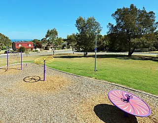 Koomooloo Crescent Reserve Playground Multistation Views 1