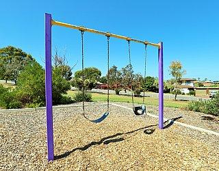 Koomooloo Crescent Reserve Playground Swings 1
