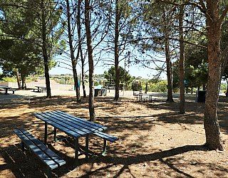 Olivier Terrace Reserve Facilitieis Picnic 2