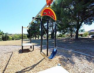 Olivier Terrace Reserve Playground Flying Fox 1