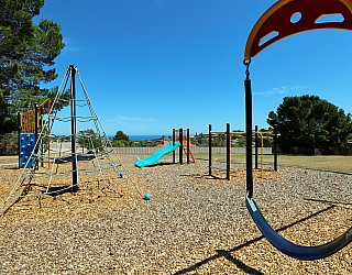 Olivier Terrace Reserve Playground Flying Fox 2