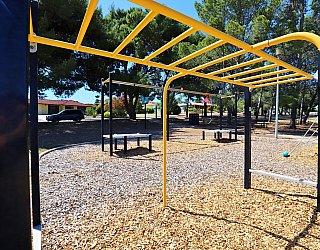 Olivier Terrace Reserve Playground Monkey Bars 1