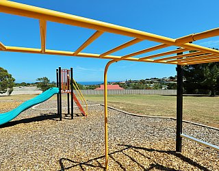 Olivier Terrace Reserve Playground Monkey Bars 2