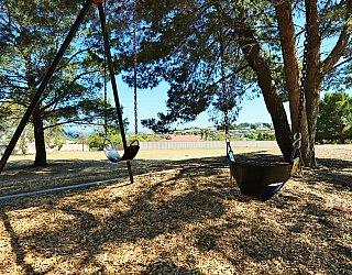 Olivier Terrace Reserve Playground Swings 1