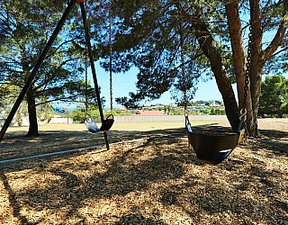 Olivier Terrace Reserve Playground Swings 1