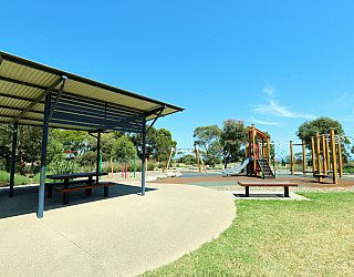 Spinnaker Circuit West Reserve Facilities Picnic 1
