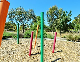 Spinnaker Circuit West Reserve Playground Poles 3
