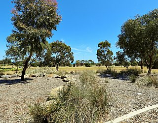 Spinnaker Circuit West Reserve Playground Stepping Rocks 1