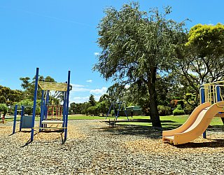 Alpine Road Reserve Playground 1